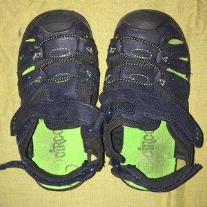 Circo Navy Blue Boys Sandals